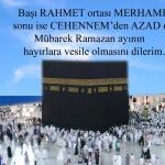 Ramazan bayramı kabe resimleri mesajları