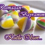 Ramazan Şekeri Resimli Mesajları