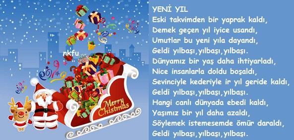 NoelBabalı Yeni Yıl Mesajları Güsel Sözler