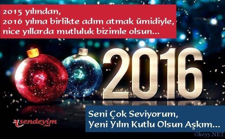 2015'den – 2016 Yılına HoşGeldiniz