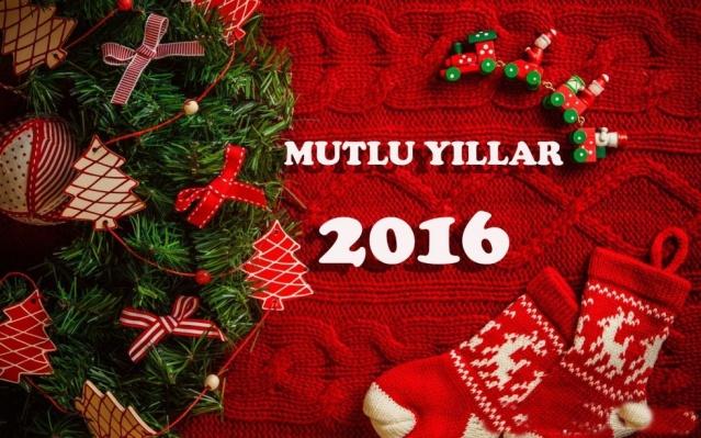 Çocuklara YılBaşı Mesajı 2016